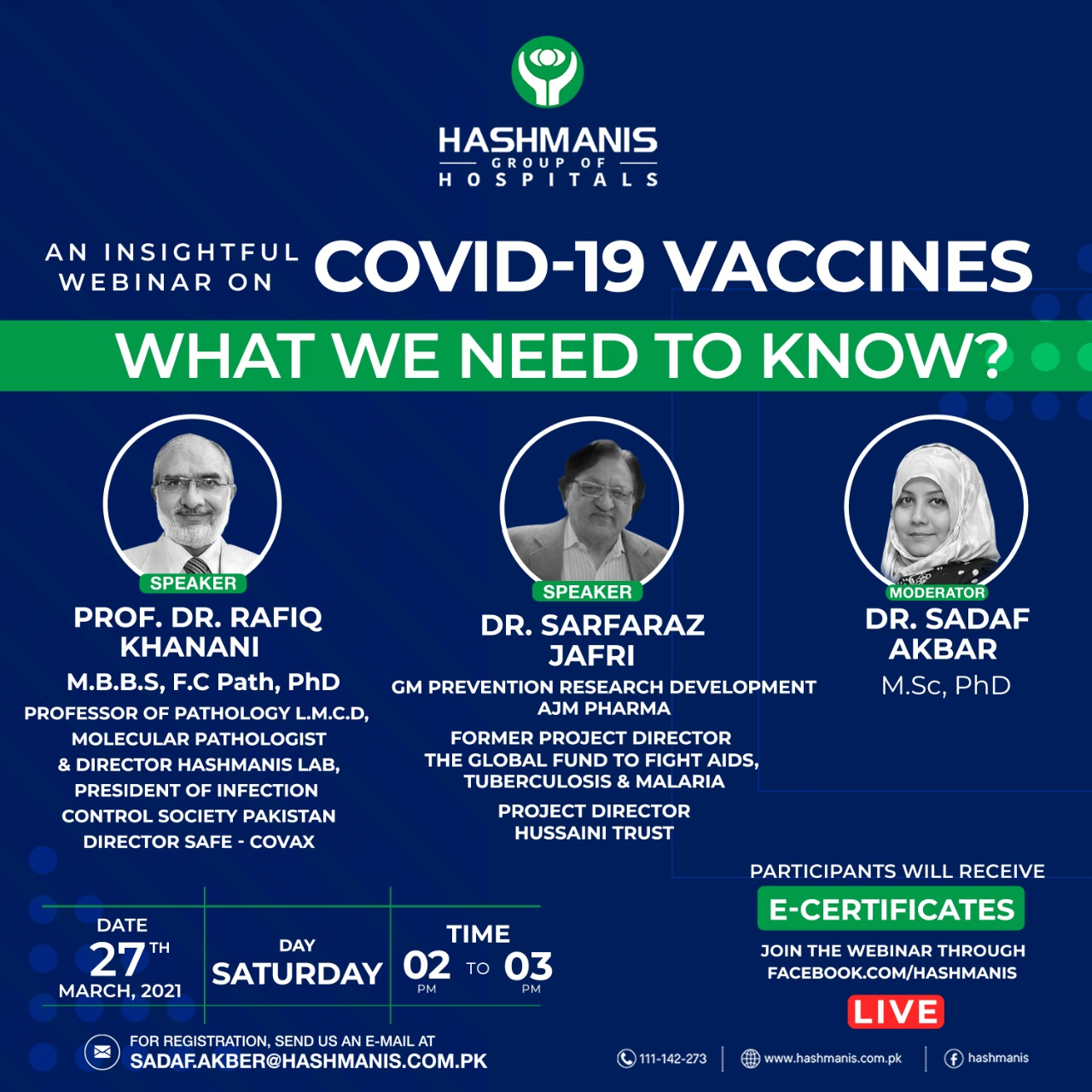 Covid-19 Vaccines - What We Need to Know