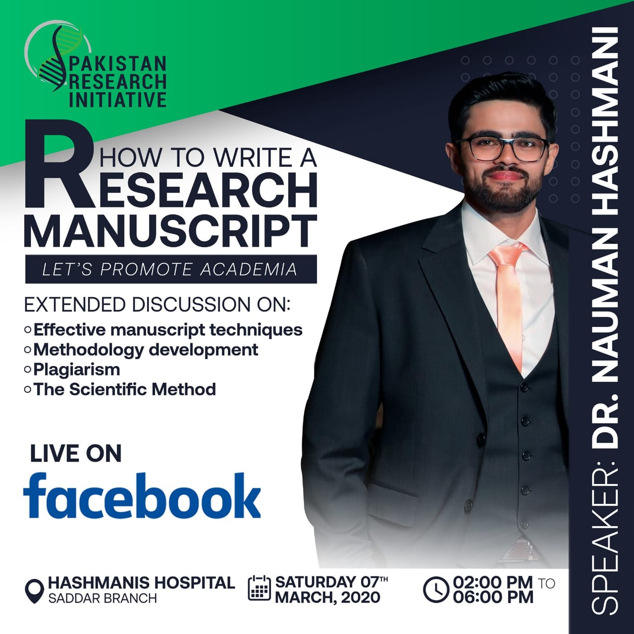 How to write a Research Manuscript