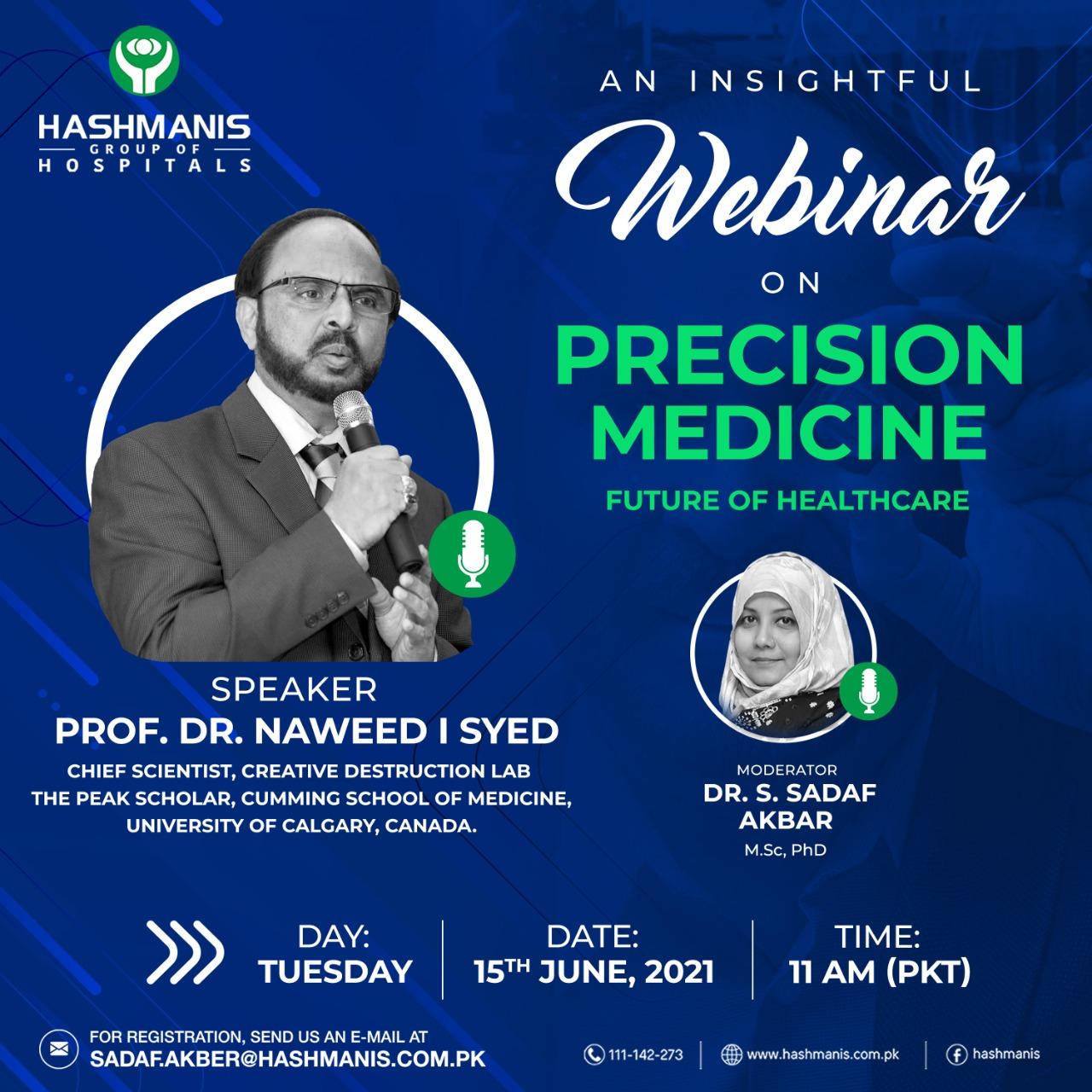 Precision Medicine Future of Healthcare